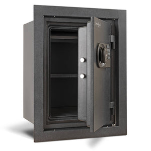 AMSEC WFS149E5 American Security 1 Hour Fire Resistant Wall Safe Light Shipping Damage - Dean Safe