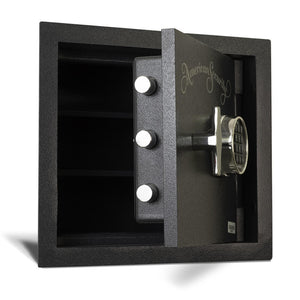 Refurbished AMSEC WS1214E5 American Security Wall Safe - Dean Safe