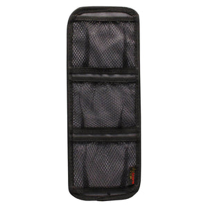 Acorn Three-Pocket Mesh Velcro Pouch for Gun Safes
