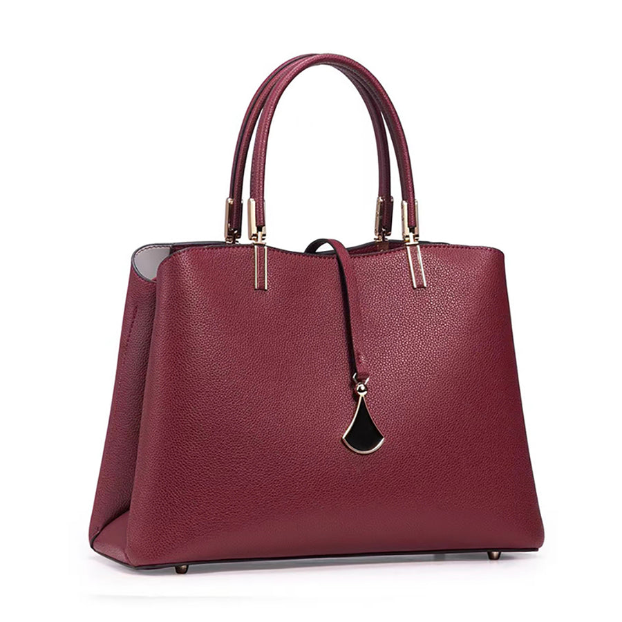 Harlow Leather Satchel