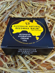 Australia Natural Beeswax Balm Intensive Hydration Cream With Macadamia Oil 100g