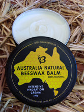 Load image into Gallery viewer, Australia Natural Beeswax Balm Intensive Hydration Cream With Macadamia Oil 100g