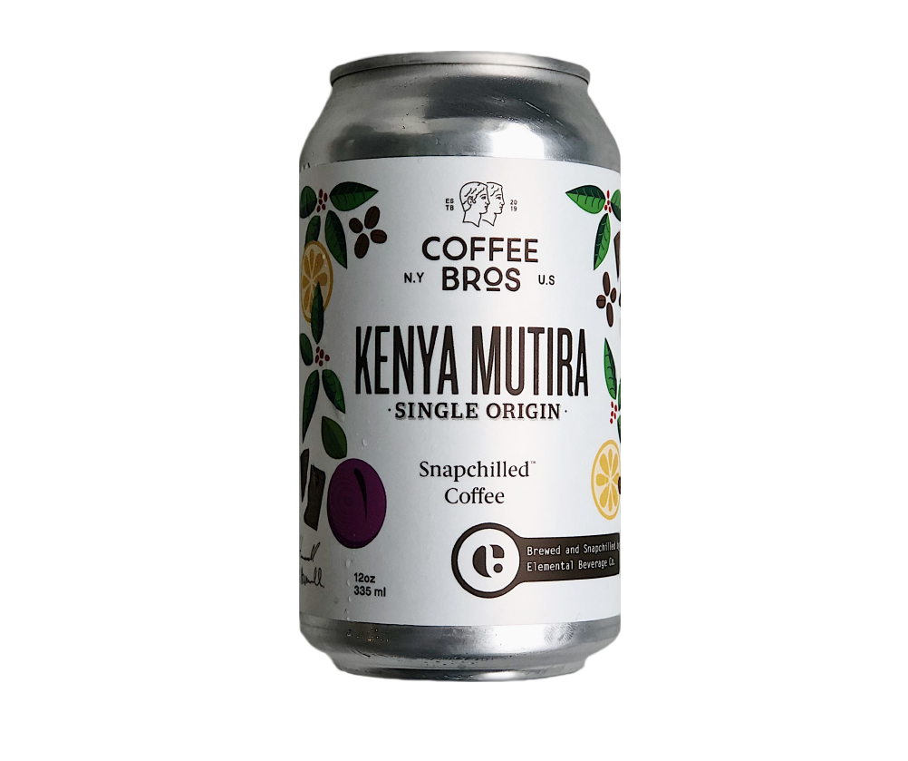 Coffee Bros. - Kenya Mutira