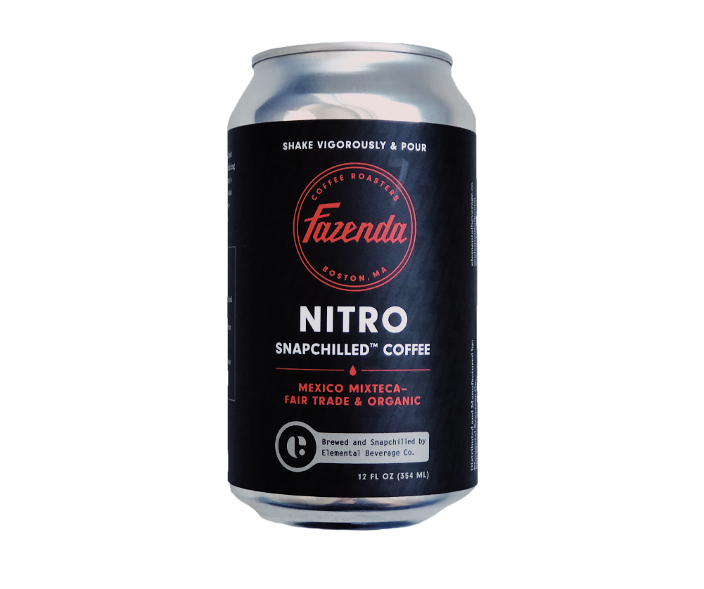 Fazenda Coffee - Mexico Mixteca Nitro