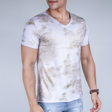 Men v-neck shirt - 29420