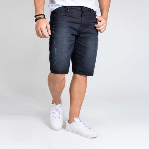 Men's Dark Bermuda Shorts - 30583