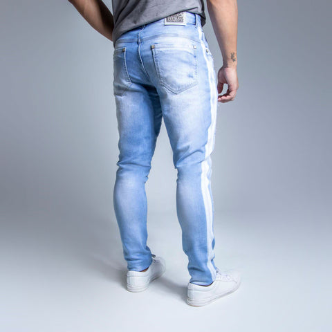 MEN STRAIGHTJEANS  30606