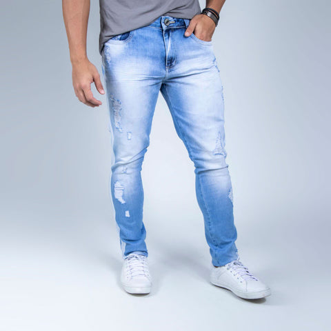 MEN STRAIGHTJEANS - 30606