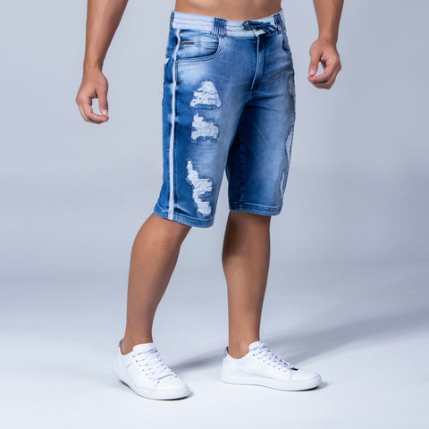 Men's Super Comfy Denim Shorts, 32315