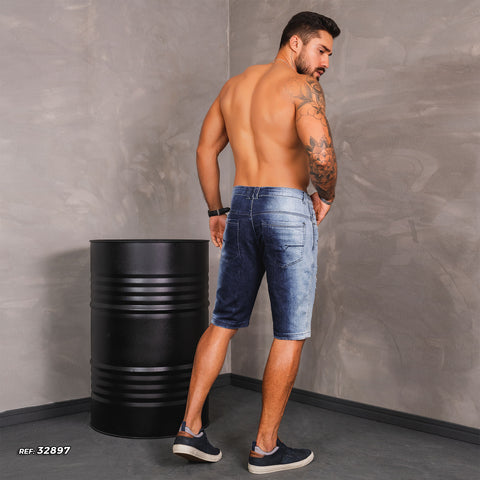 Men Stretch Bermuda  32897