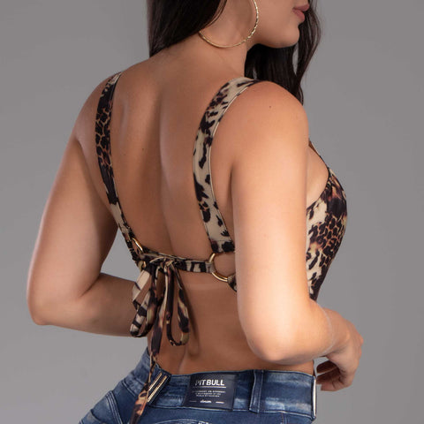Women's Open Back Cami Top, 34423