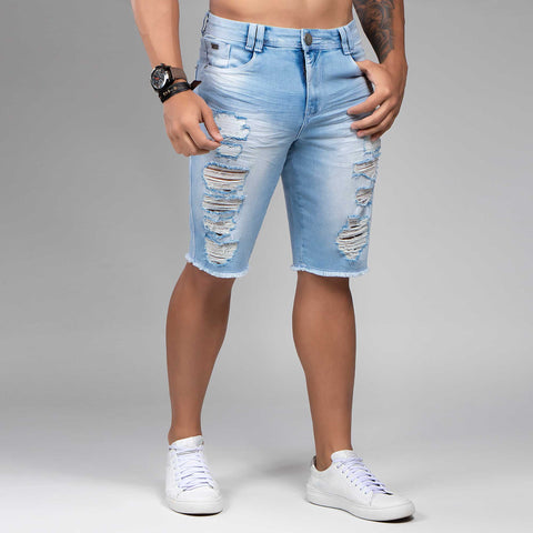 Men Stretch Short - 34629