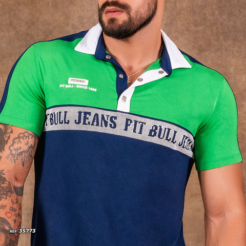 Men Polo Shirt  35773