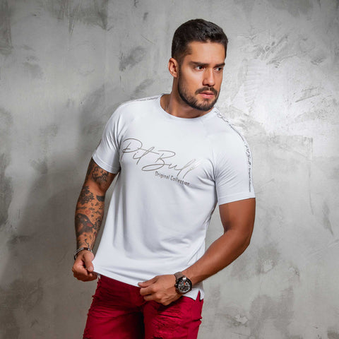 Men V Neck Shirt - 36194