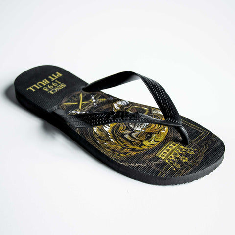 Men Tiger Slippers - 37146
