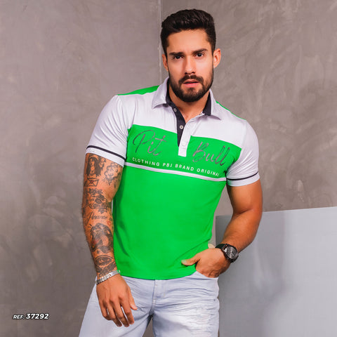 Men Polo Shirt - 37292