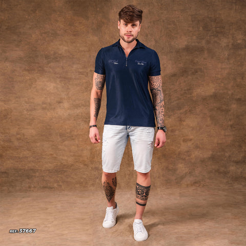 Men Stretch Short - 37667