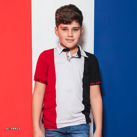MEN POLO SHIRT - 59923