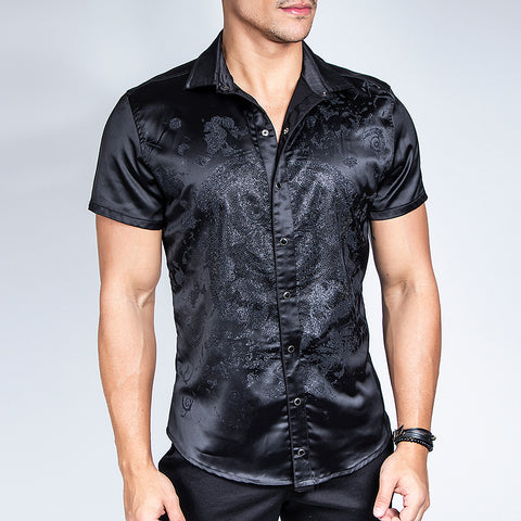 Men's Short-Sleeved Shirt - 28518
