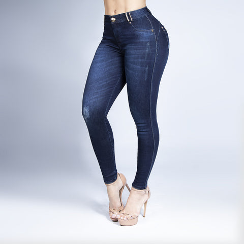 Women's Basic Skinny Jeans, 31879