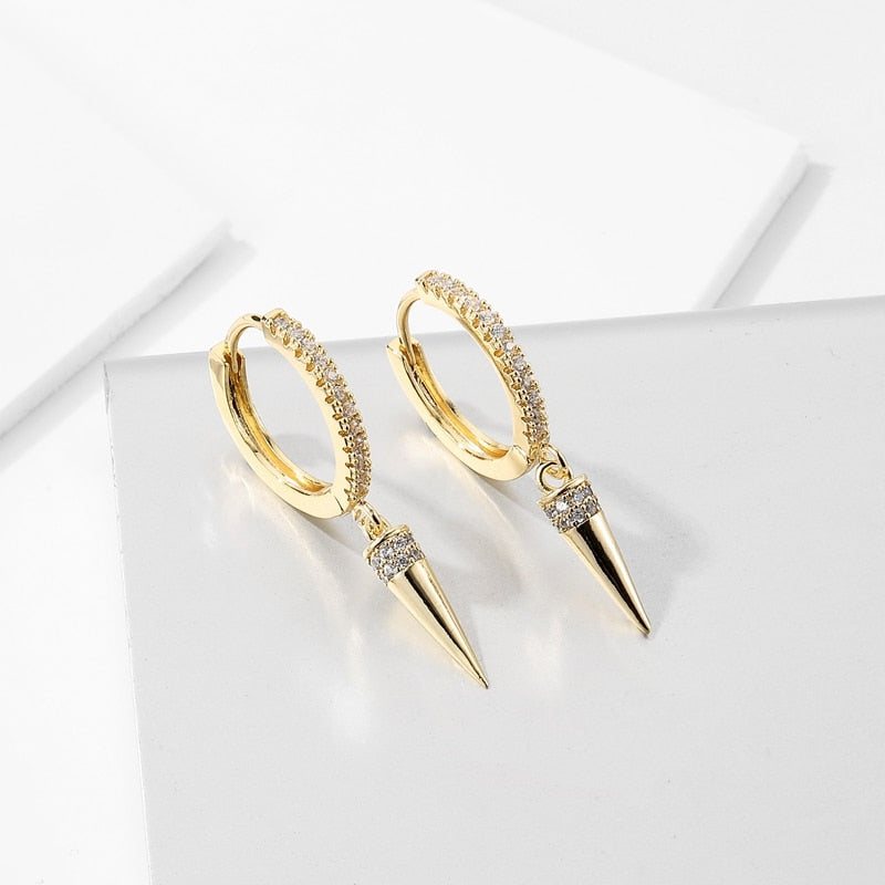 Loop Geo Earrings