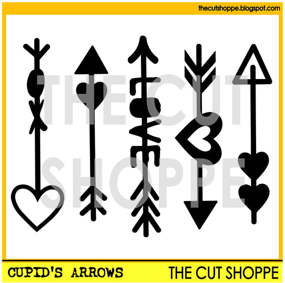 Cupid's Arrows