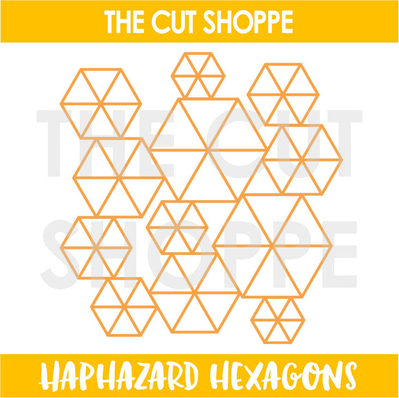 Haphazard Hexagons