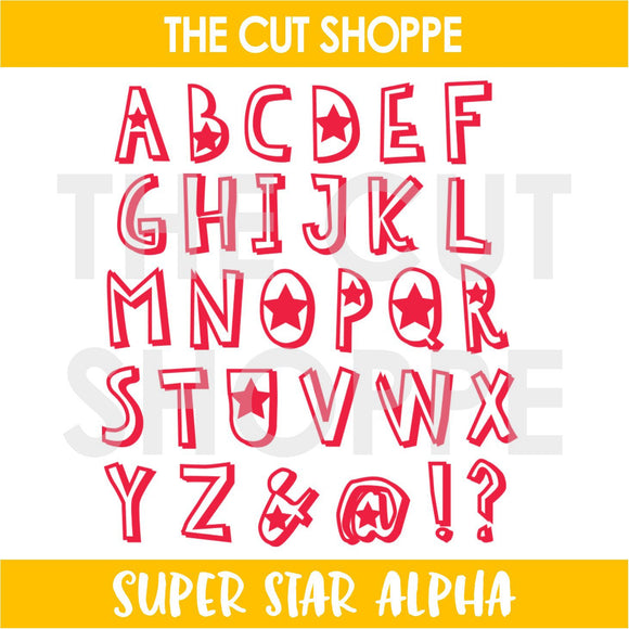 Super Star Alpha