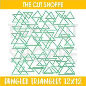Tangled Triangles
