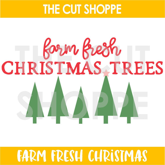 Farm Fresh Christmas