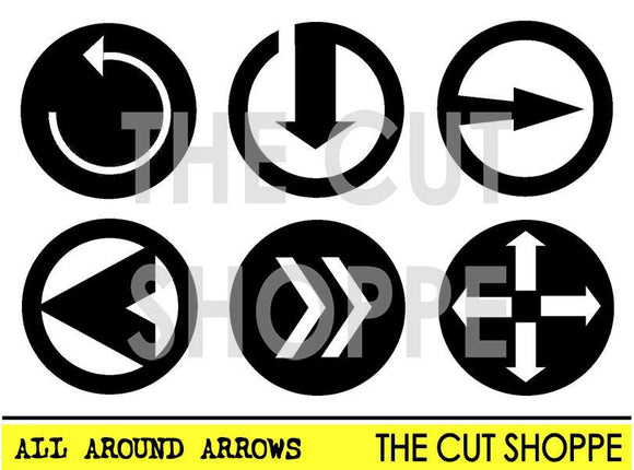 All Around Arrows
