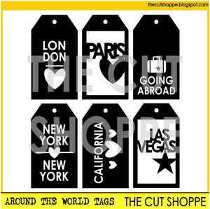 Around the World Tags