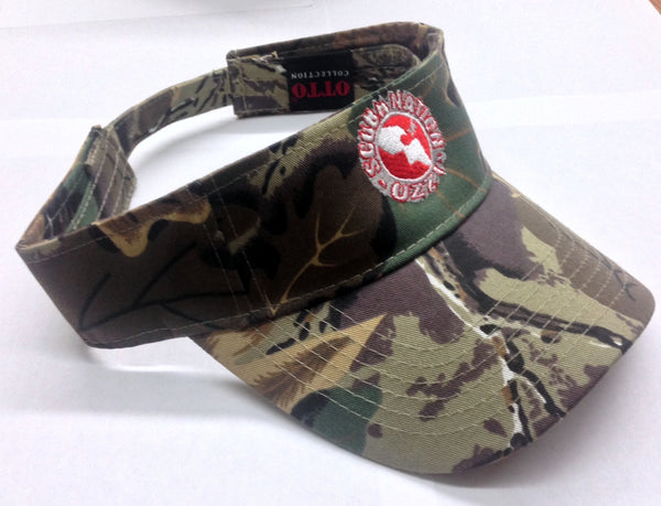 #SNH07 camo visor special edition SCUBANATION BY UZZI ONE SIZE FIT ALL