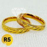 R5 - Glamour All Couple Ring