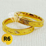 R6 - Glamour All Couple Ring