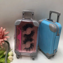 Load image into Gallery viewer, ✨✨Baby Blue Baddie Lash Luggage✨✨