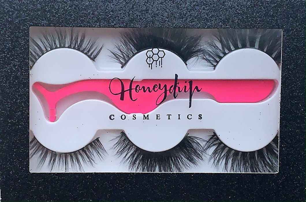 DAY-TO-NIGHT BADDIE LASH BOOK