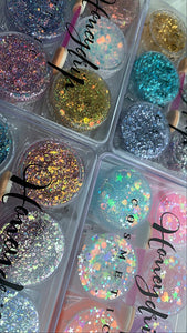 ✨GEL GLITTER PACKS✨