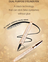 Load image into Gallery viewer, 2-In-1 Eyeliner & Lash Adhesive