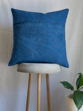 Load image into Gallery viewer, Linen Cushion Cover With Tuk-Tuk