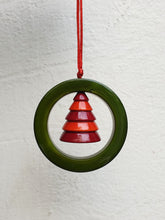 Load image into Gallery viewer, TREE-IN-A-RING ornament
