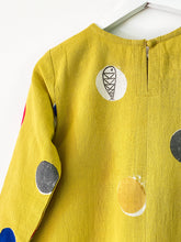 Load image into Gallery viewer, Yellow Candy 3/4Sleeve Dress
