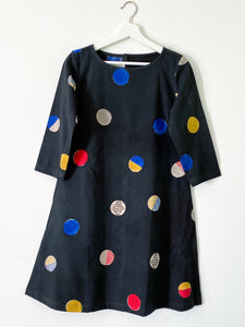 Black Candy 3/4Sleeve Dress