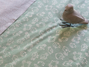 Quilt Covers with Birdies