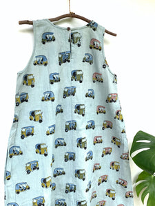 Tuk-Tuk Shift Dress