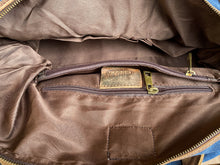 Load image into Gallery viewer, Canvas Military Green Duffle Bag