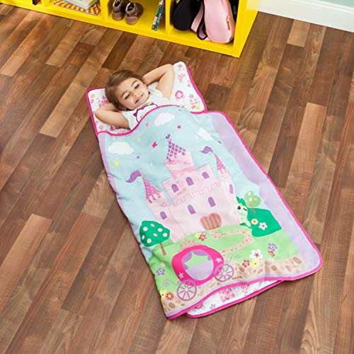 The Safety Of Children's Nap Mats