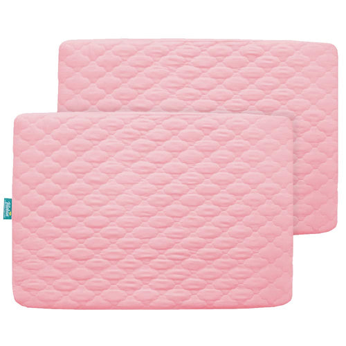 Pack n Play Sheet Quilted 2 Pack, 39