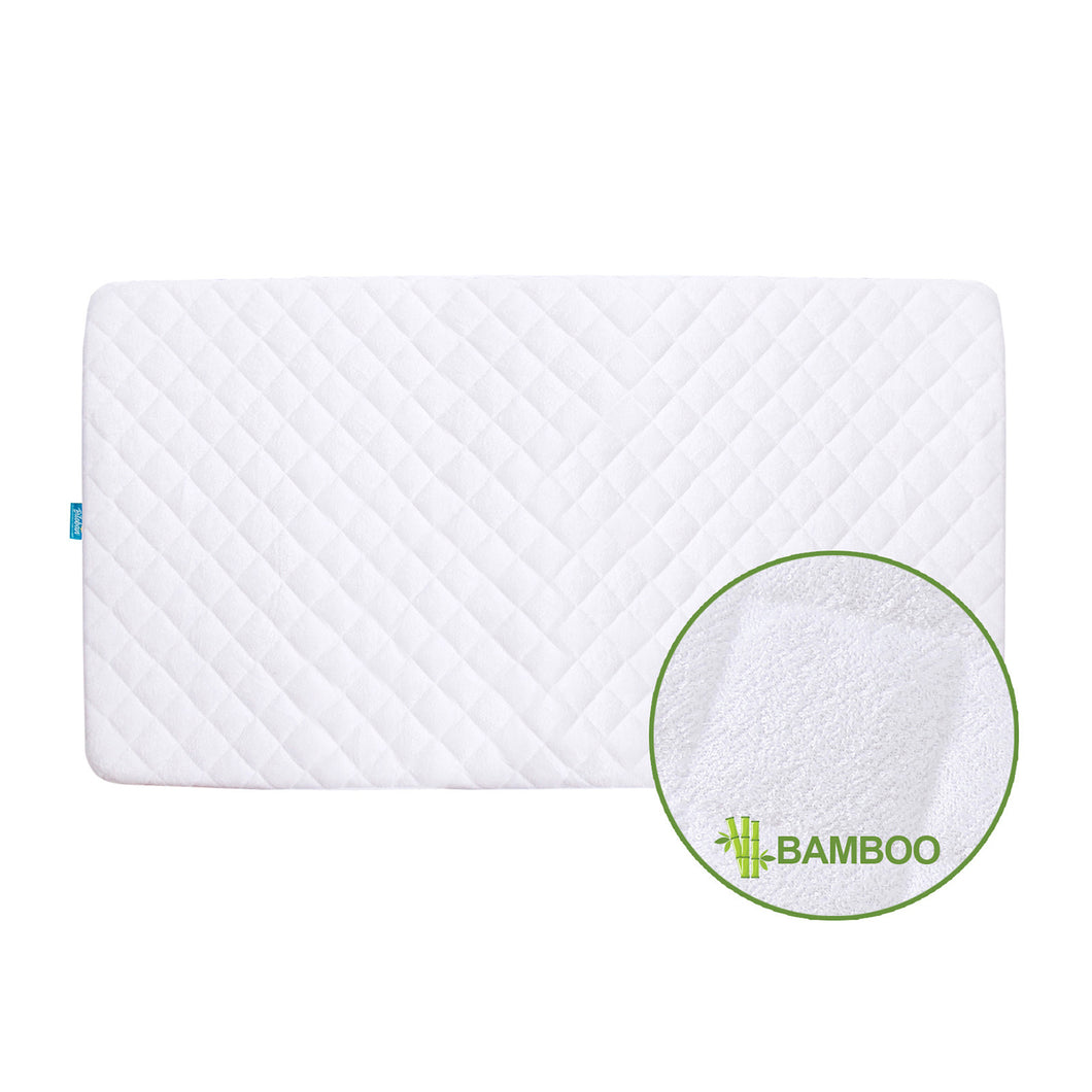 Crib Mattress Protector - Bamboo (for Standard Crib 52