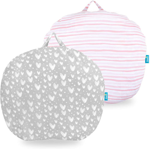 Newborn Lounger Pillow Cover 2 Pack, - Biloban Online Store